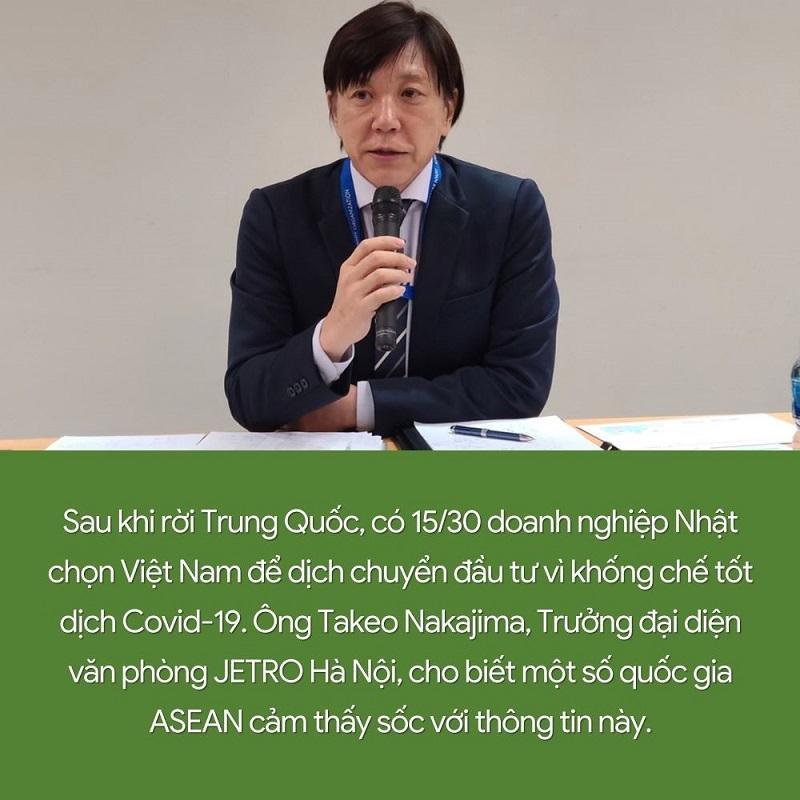"""15 doanh nghiệp Nhật Bản đầu tư vào Việt Nam đã """"gây sốc"""" cho nhiều quốc gia lân cận"""