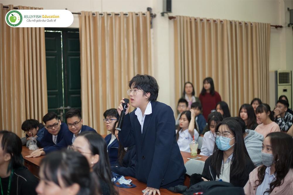 Ra mắt CLB BABERU tại trường THPT Đào Duy Từ - Ảnh 3