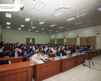 Ra mắt CLB BABERU tại trường THPT Đào Duy Từ - Ảnh 1