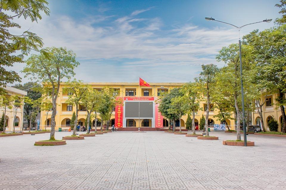 Trường THPT Thái Phiên - Hải Phòng