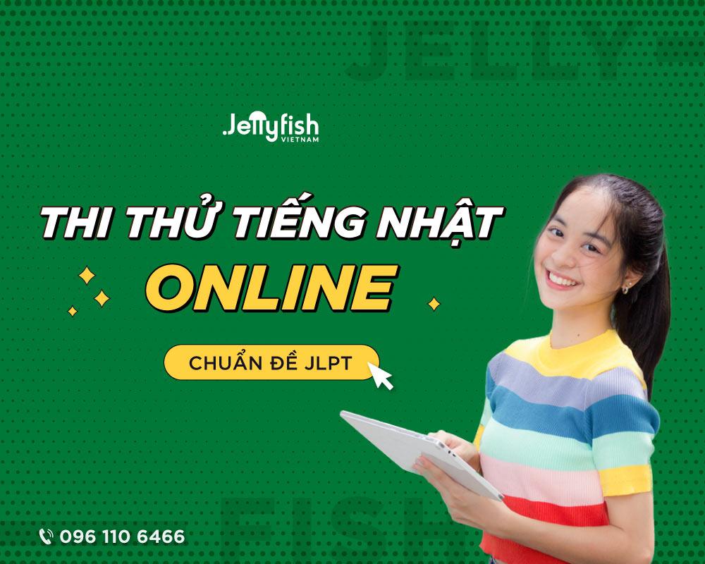 Thi thử tiếng Nhật online, chuẩn đề JLPT